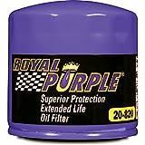 Royal Purple 20-820 - Filtro de aceite
