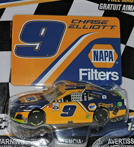Authentics NASCAR Chase Elliott #9 NAPA 1:64 Scale Die-Cast 2020 Wave 02