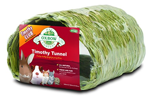 (Oxbow PET Products 448150 Timothy Club Tunnel for Pets)