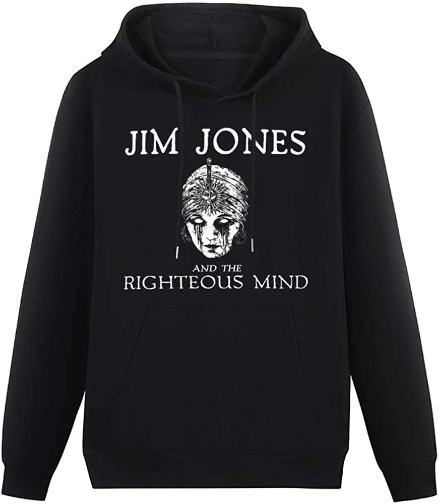 Workwear Pullover Hoody Jim Jones and The Righteous Mind Long Sleeve Sweatshirts