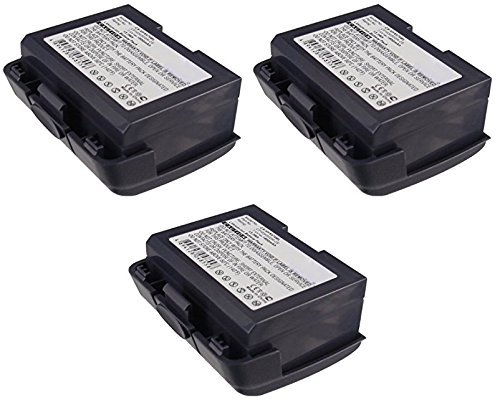 VeriFone vx670 Wireless Credit Card Machine Credit Card Reader Battery Combo-Pack Includes: 3 x SDPOS-L1917 Batteries by Synergy Digital
