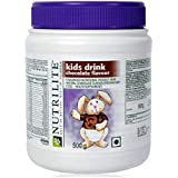 Amway Nutrilite Kids Drink Chocolate Flavour, 500g
