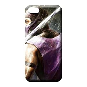 MMZ DIY PHONE CASEiphone 6 plus 5.5 inch Brand Plastic Forever Collectibles phone back shells mortal kombat rain