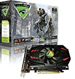 ViewMax GeForce GT 730 2GB GDDR5 128 Bit PCI Express (PCIe) DVI Video Card HDMI & HDCP Support Warrior Edition