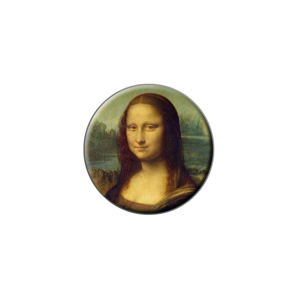 Graphics and More Mona Lisa de Pintura por Leonardo da Vinci Metal ...