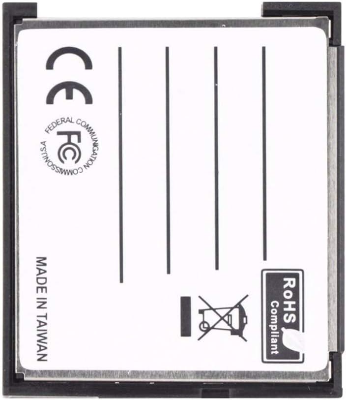 Hihey SD SDHC SDXC A CF Adaptador de Tarjeta de Memoria Flash compacta Tipo de Lector 1 WiFi Adaptador de Tarjeta CF de Alta Velocidad SD para WiFi SD MMC