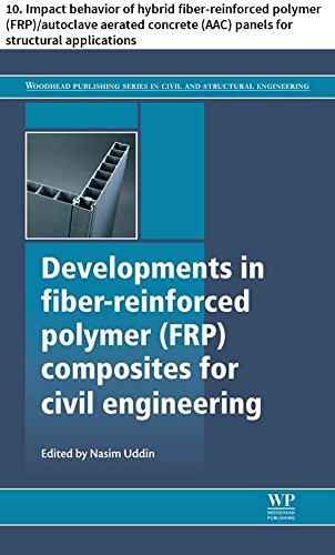 Developments in fiber-reinforced polymer (FRP) composites for civil engineering: 10. Impact behavior of hybrid fiber-reinforced polymer (FRP)/autoclave ... Series in Civil and Structural Engineering)