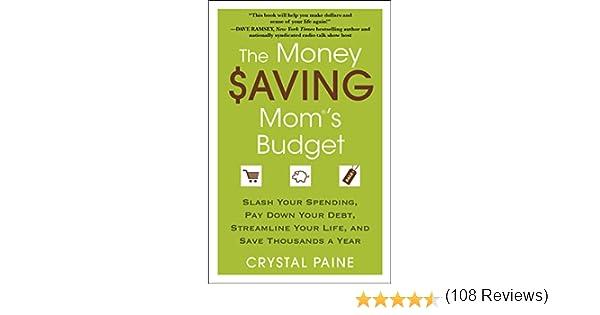 Amazon.com: The Money Saving Mom's Budget: Slash Your Spending ...