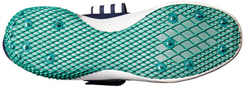 Green Shoe Performance adidas Adizero Collegiate Javelin Running Navy White 6z861O
