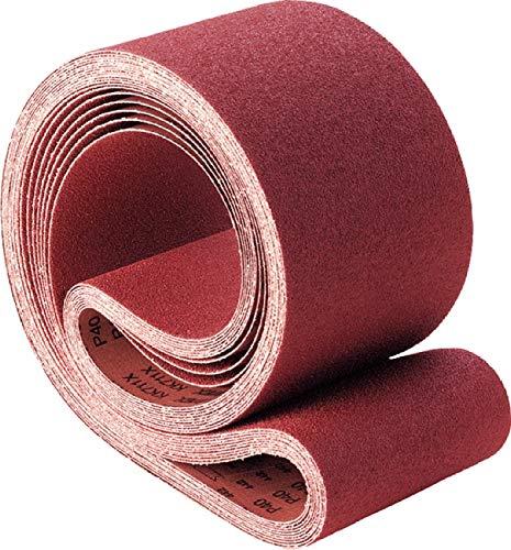 40 Grit PFERD 49616 2-1//2 x 60 Coated Benchstand Belt Ceramic Oxide 10pk