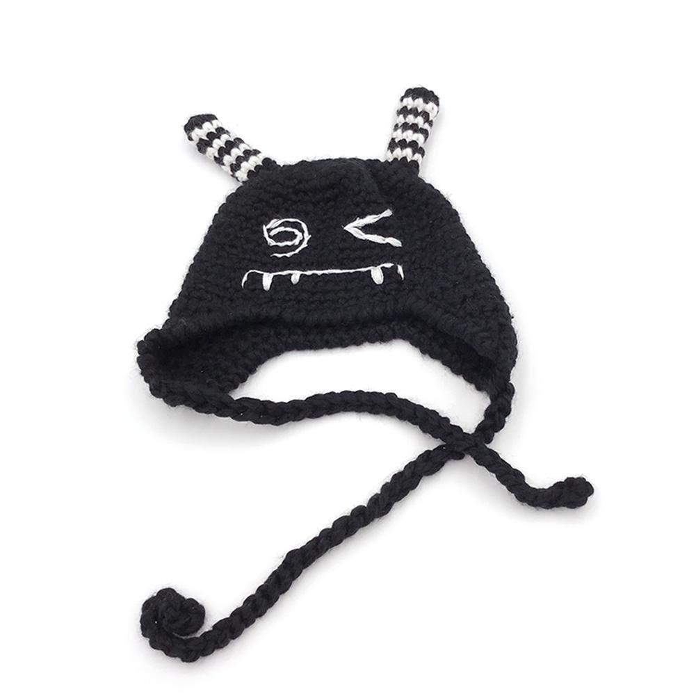per Sombreros Niños Invierno Sombreros de Punto de Dibujo Animados ...