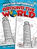 Spot-The-Differences Around the World (Dover Children's Activity Books)