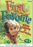 img - for First & Favorite Bible Lessons for Preschoolers Vol 2 book / textbook / text book