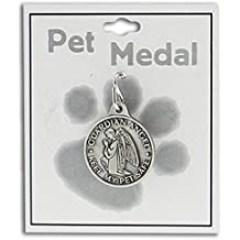 Small Dog or Cat Guardian Angel Pet Tag