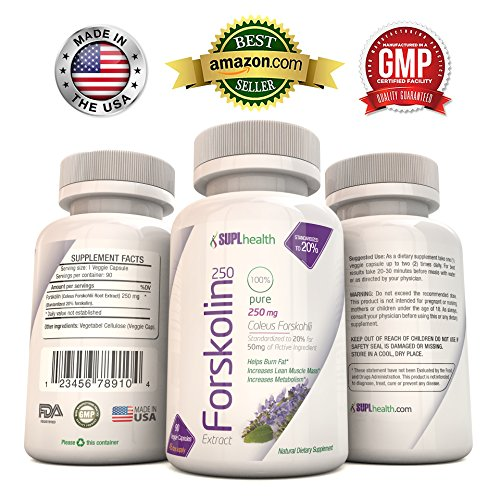 Forskolin-250mg-Coleus-Forskohlii-Extract-20-Belly-Fat-Burner-Weight-Loss-Supplements-90-Easy-to-Swallow-Clear-Capsules-Give-You-the-Best-Appetite-Suppressant-That-Works-Lose-Belly-Fat-Fast-Diet-and-W