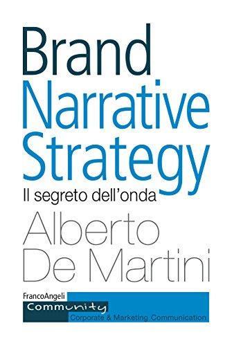 Brand Narrative Strategy: Il segreto dell'onda (Italian Edition)