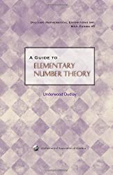 A Guide To Elementary Number Theory (Dolciani Mathematical Expositions)