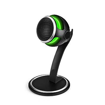 ZYWX Micrófono USB Plug and Play Ordenador De Sobremesa Portátil Micrófono Juego Voz Micrófono Grabación En