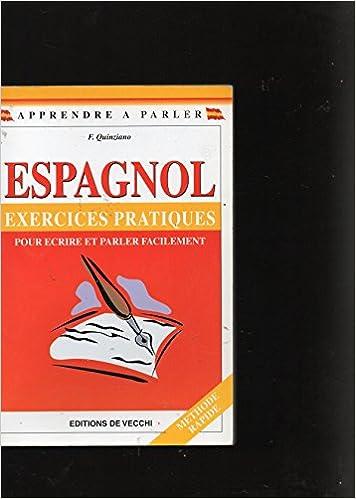 Télécharger en ligne Espagnol. Exercices pratiques pdf, epub