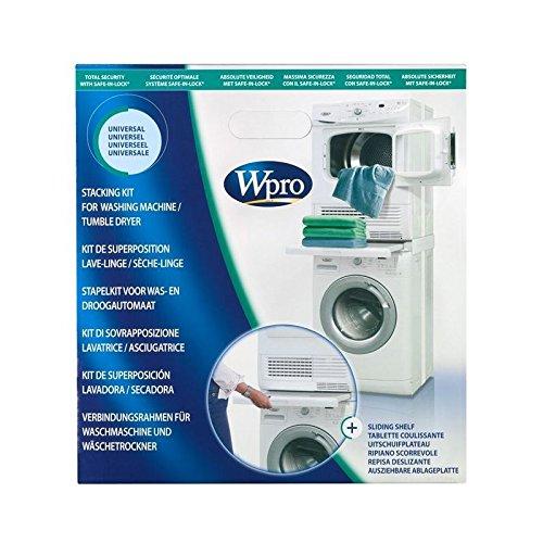 Whirlpool - Kit de repisa superpuesta para secadora y lavadora ...