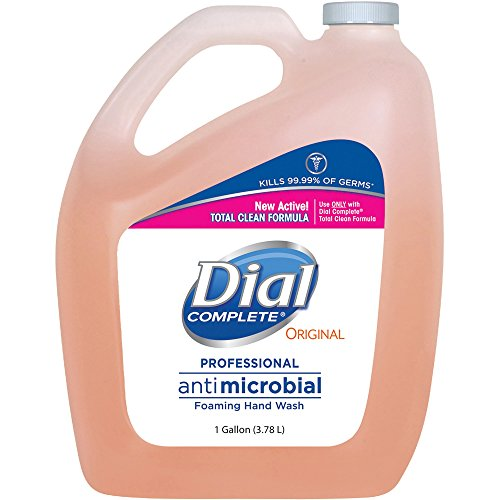 Dial Complete Professional Foaming Hand Soap Refill, 1 (Self Foaming Soap Refill)