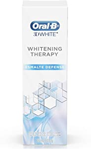 Creme Dental 3D White Whitening Therapy Esmalte Defense, Oral B, 103gr