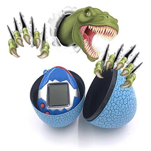 Tamagotchi huevo de Dinosaurio de Juguete Digitales Cyber Juego de Mascotas Virtuales Tamagotchis Digital Electrnico de Mascotas Regalo Huevo de Pascua para Los Nios