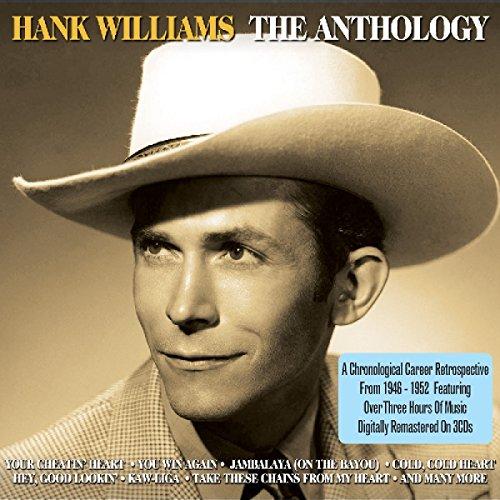 CD : Hank Williams - Anthology (United Kingdom - Import, 3 Disc)
