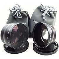 Vision Optics 58mm Camera/Video 2.0x Super Telephoto Lens