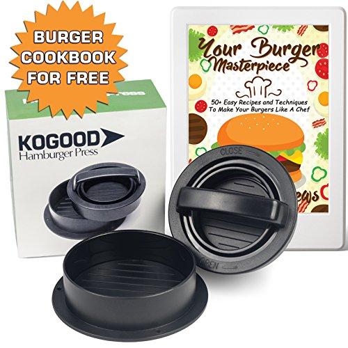 Kogood Hamburger Press 3 Accessories product image