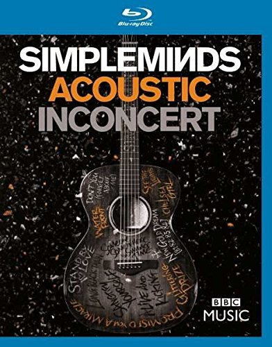 Blu-ray : Simple Minds - Acoustic In Concert (United Kingdom - Import)