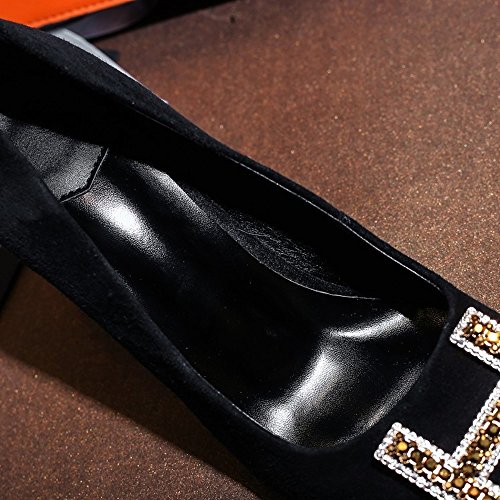 Casual Printemps Une 39 Chaussures CXY Hauts Talons Dames 8UvxEaAqw