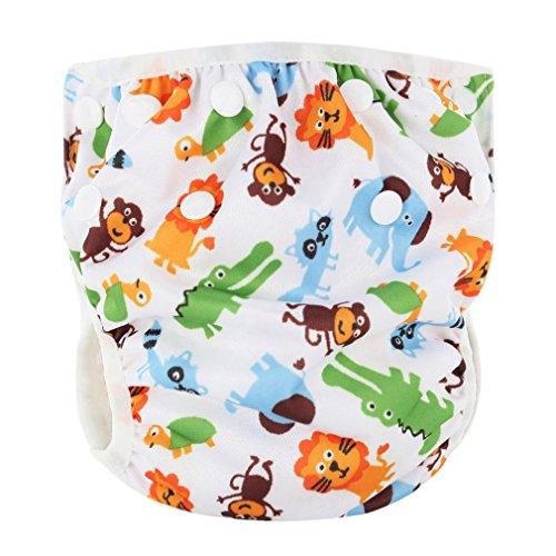 Bañador ajustable lavable para bebé, para piscina, pantalón impermeable, pañales de natación: Amazon.es: Bricolaje y herramientas