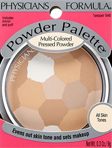 Physicians Formula Powder Palette Color Corrective Powders, Multi-colored Pressed Powder, Translucent, 0.3-Ounces by Physicians Formula (Image #4)