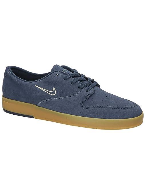 best website ab032 82c6b Amazon.com  Nike SB Zoom P-Rod X Mens WhitePure Platinum-Black Casual  Shoe  Fashion Sneakers