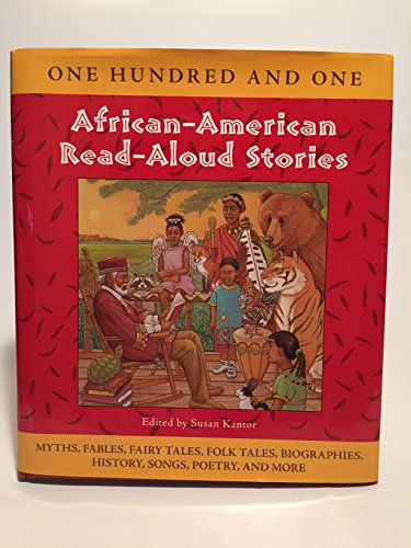 Books : One Hundred and One African-American Read-Aloud Stories