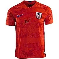 $232 » Alex Morgan Autographed Jersey - USA Red) - JSA Certified - Autographed Soccer Jerseys