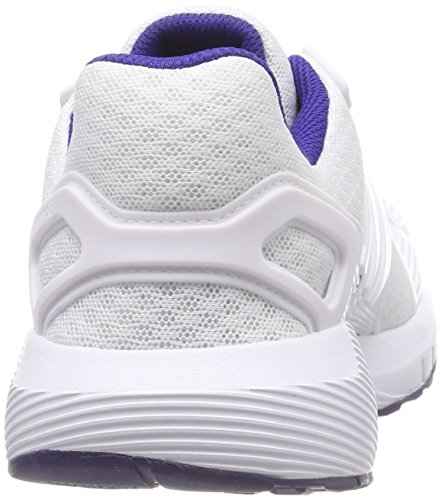 Purple S18 Para Duramo Zapatos Adidas ftwr ftwr W White White Correr real Mujer Blanco 8 ORppg6q