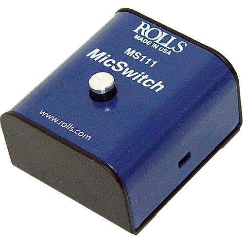 rolls Mic Switch On/Off ()