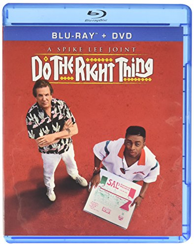 Do The Right Thing [WS] [Blu-ray/ DVD/ Digital Copy] [Slip Sleeve] (With DVD, Widescreen, Digital Copy, Slipsleeve Packaging, 2PC)