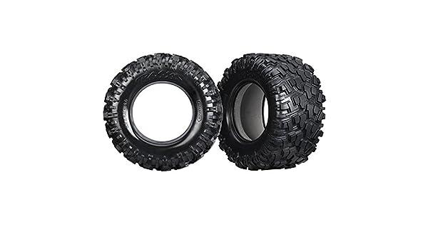 2 Left /& Right // Foam Inserts 2 Traxxas 7770X X-Maxx 8s Tires Maxx at