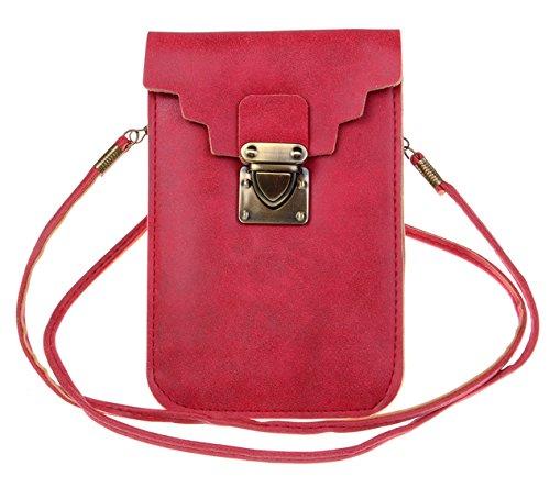 Flower Mini Leather Shoulder Bag - 2