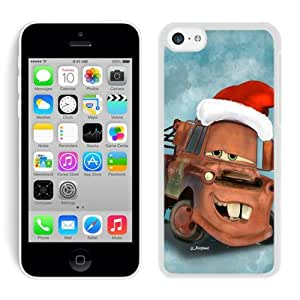 Hot Sell Iphone 5C TPU Case Christmas Mater White iPhone 5C Case 1