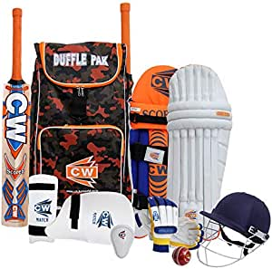 Details about  /New Junior Combo Cricket Kit Bat Size: 5 @US