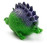 Assorted Dinosaur Splat Balls, Sticky Sensory Stress Balls, Textured and Sticky, Sensory Toy, Dinosaur Toys Bulk Pack of 3
