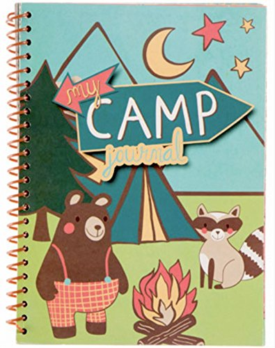 Summer Camp Journal made our CampingForFoodies hand-selected list of 100+ Camping Stocking Stuffers For RV And Tent Campers!