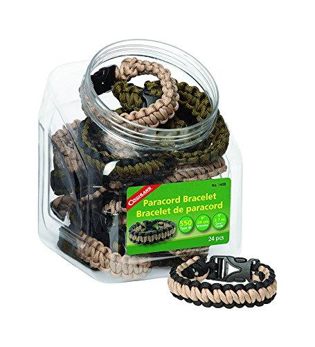 Coghlans Bowl Paracord Bracelets Pack product image