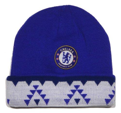 eb21b7a04fd Chelsea FC Woven Winter Hat - Buy Online in UAE.