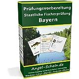 Online Trainer für die staatliche Fischerprüfung Bayern 2018 (Zugangscode)