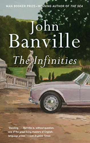 book cover of The Infinities
